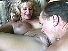 Wild blonde swinger who just loves to fuck