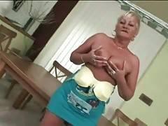 Breasted Granny Loves Good Fucking 1