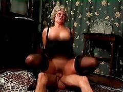 Nasty Aged Whore Is Fond Of Getting Fucked 1