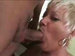 Busty Fleshy Granny Is Very Cock Hungry 2