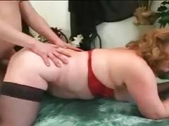 Horny Dude Attacks Slutty Old Tart 3