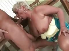 Breasted Granny Loves Good Fucking 3