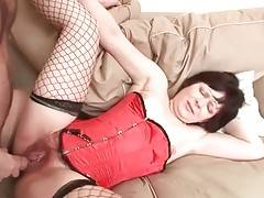 Horny Granny Loves To Get Deeply Poked 2