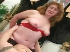 Aged Lady Enjoys Good Hard Fucking 4