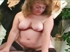 Aged Lady Enjoys Good Hard Fucking 1