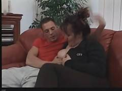 Granny Tabea Starves For Stiff Cock 1