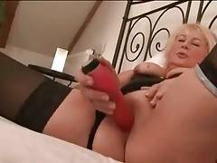 Curvaceous Granny Is Truly Cock Hungry 1